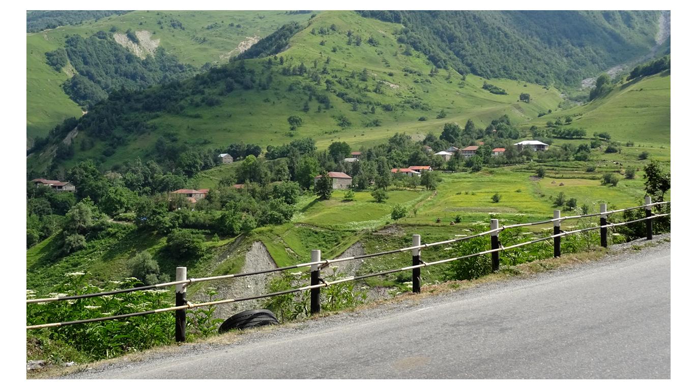 Private tour in georgia country tiblisi