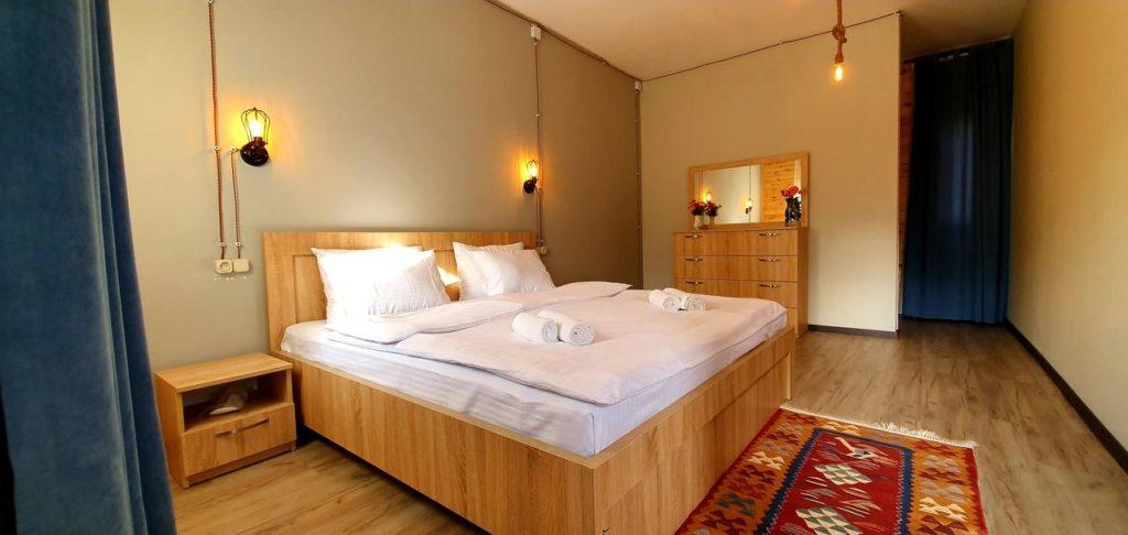 Hote Migu Yard bedroom