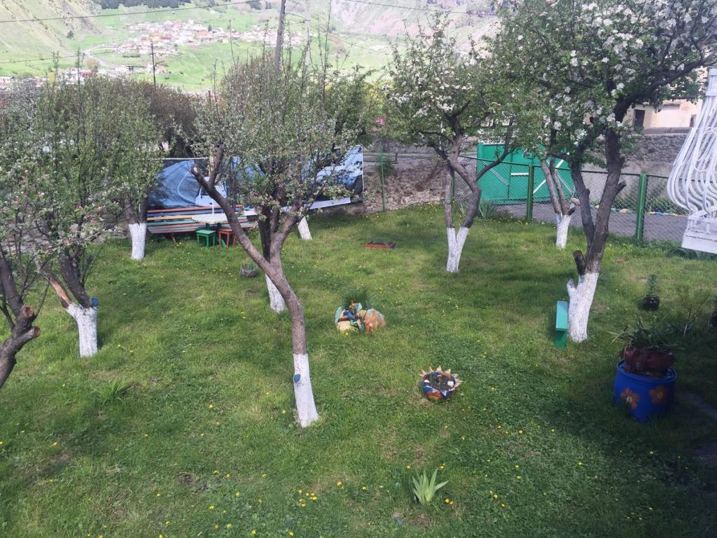 homestay lela und mari garden