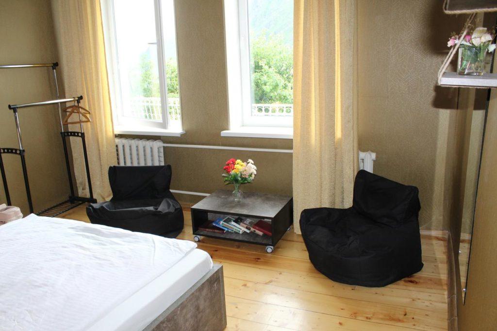 homestay lela und mari bedroom