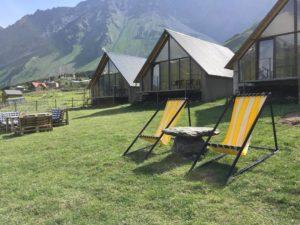 kazbegi view hotel