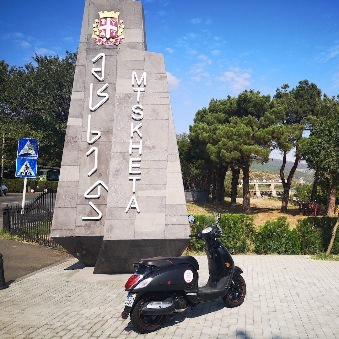 Mtskheta Scooter Tour