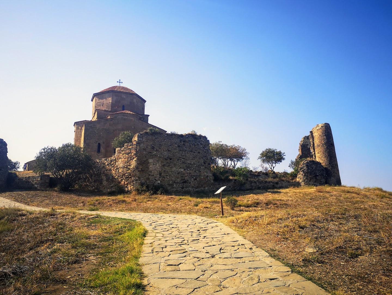 javri monastery mtskheta georgia