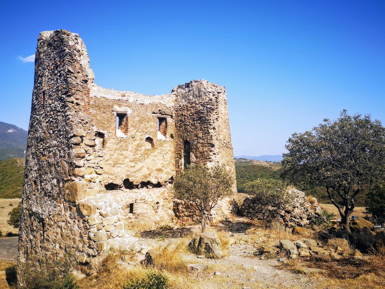 javri monastery walls