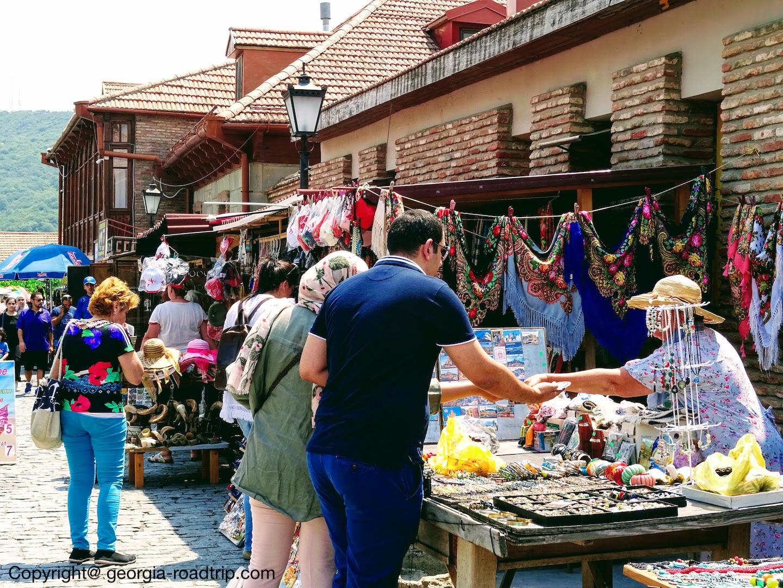mtskheta market georgia