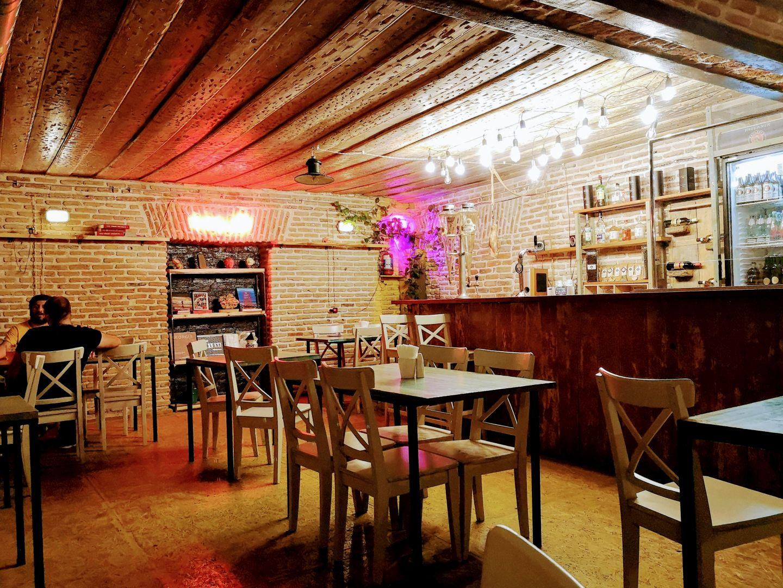 Klikes khinkali restaurant