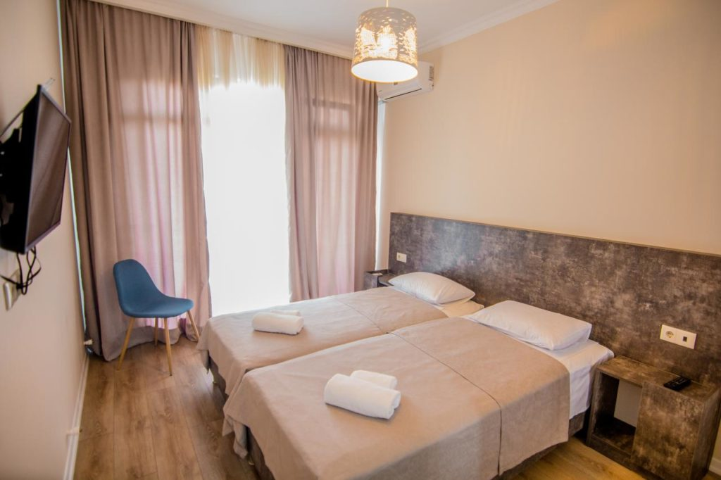 Sighnaghi Bellevue Boutique Hotel rooms