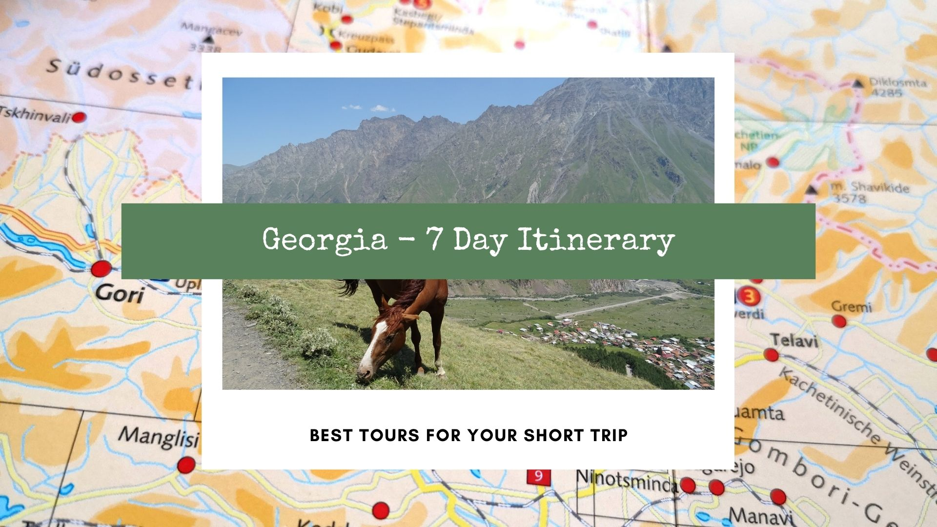 georgia 7 days itinerary