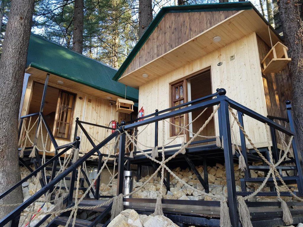 park hotel kutaisi bungalow