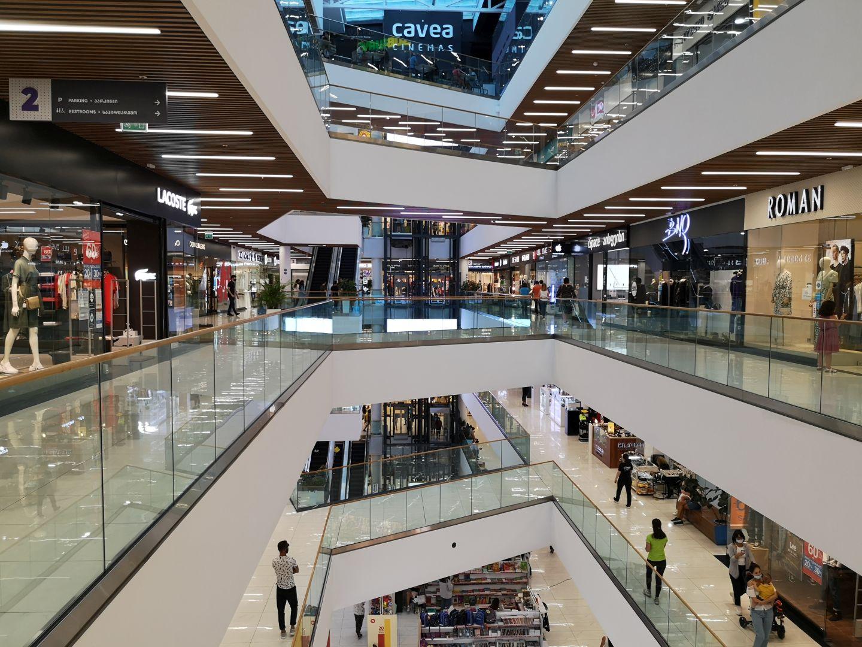 shopping mall tbilisi