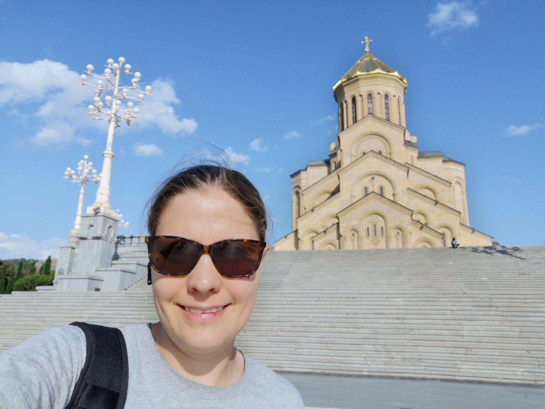 georgia country female solo traveler