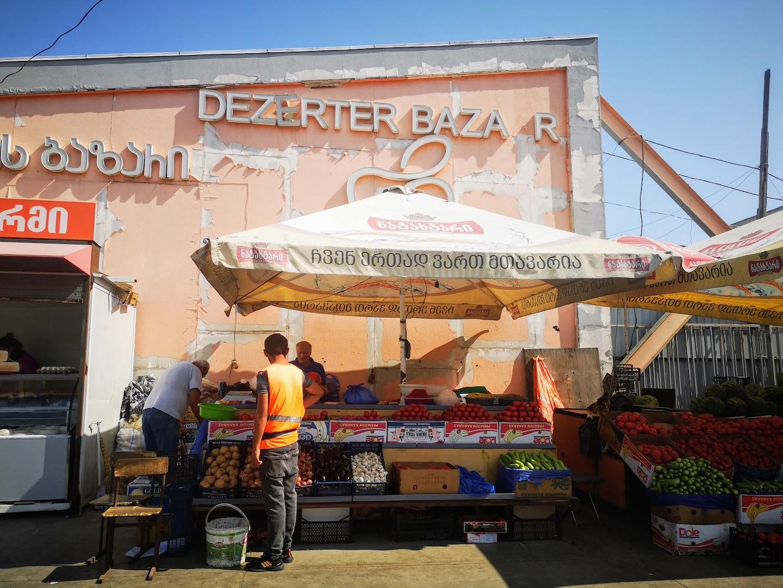 tbilisi dezerter bazaar market