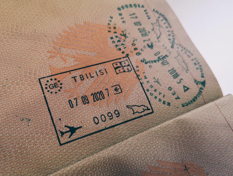 georgia country visa costs