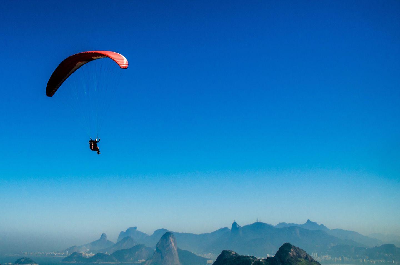 paragliding in georgia