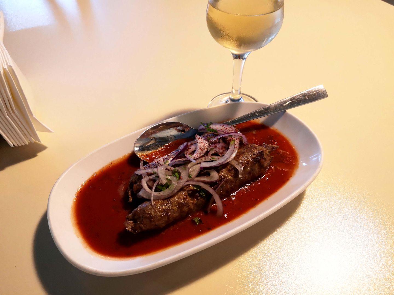 georgian wine and food