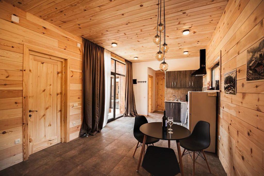 svaneti countryside apartment